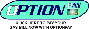 pay gas bill with option pay